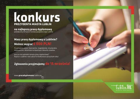 Konkurs na najlepszą pracę dyplomową - z zakresu rozwoju...
