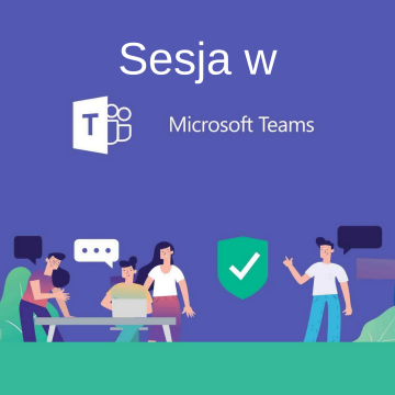 Sesja w MS Teams