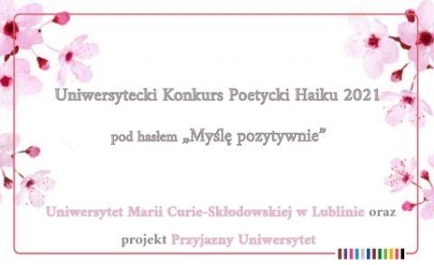 Konkurs na haiku