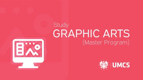English-speaking study programs: GRAPHIC ARTS (MA)
