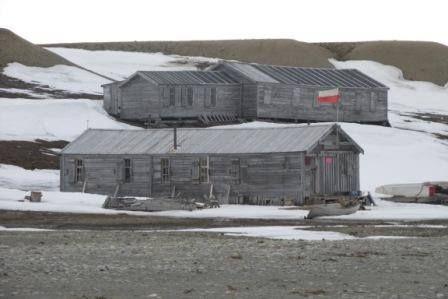 Calypsobyen University Polar Station on social media