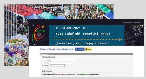 Rejestracja projektów na XVII Lubelski Festiwal Nauki do...