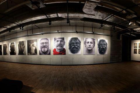 """Exhibition 40% MY MYTHOLOGIES """" by Grzegorz..."""