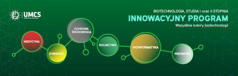 Innowacyjny program: wszystkie kolory biotechnologii!