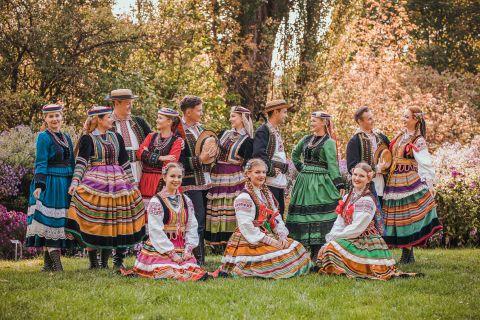 Zapraszamy na występy Zespołu Tańca Ludowego!