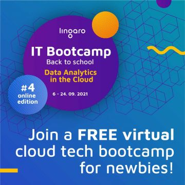 Bootcamp IT Lingaro – Data Analytics in the Cloud - Back...