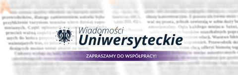"""Selection of texts for """"University News"""""""