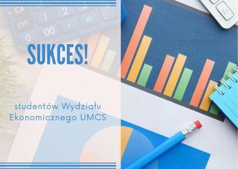 Sukces studentów kierunku Analityka gospodarcza