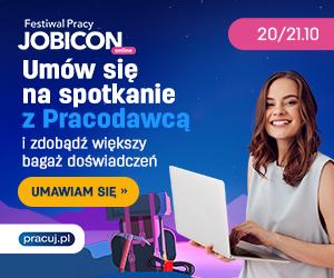 Bezpłatny Festiwal Pracy JOBICON online
