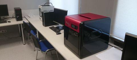 Technologie druku 3D i skanowania 3D dostępne w naszym...