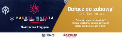 Hakuna Matata - Świąteczne przyjęcie już dziś!