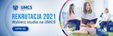 Wstępne wyniki rejestracji kandydatów na studia w UMCS