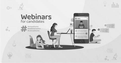 Webinar for Candidates - Admission Procedure
