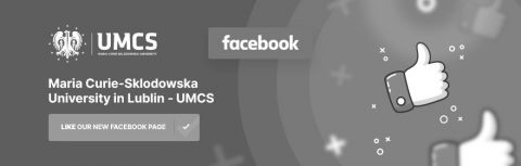 English Facebook Page of Maria Curie-Sklodowska University