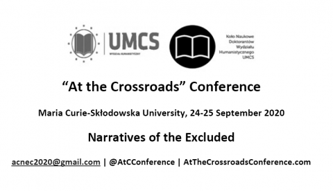 Call for Papers: Narratives of the Excluded