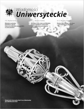 """Wrześniowe wydanie """"Wiadomości Uniwersyteckich"""""""