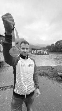 Czwarty medal Mistrzostw Polski dla Wiktora Wieruszewskiego