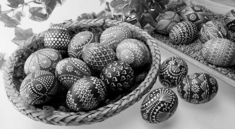 The history of Easter eggs - Prof. Katarzyna Smyk