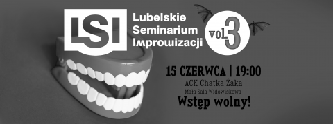 Improv! Trzecie Lubelskie Seminarium Improwizacji