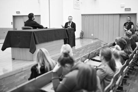 Lekcja literatury: Gombrowicz czyta Słowackiego - relacja