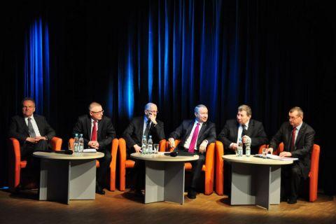 Nauka dla Biznesu, Biznes dla Nauki - relacja z debaty