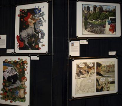 Wystawa: Komiks iberyjski. Półwysep w kadrach
