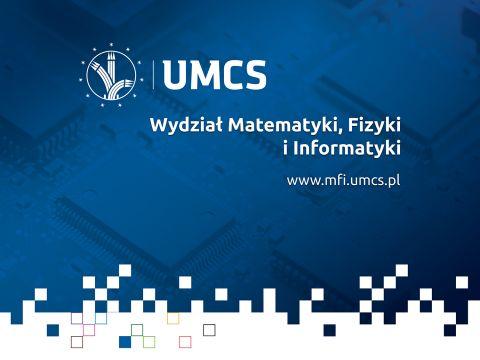Baner Wydziału MFiI