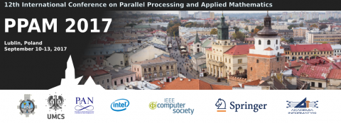 Konferencja: Parallel Processing and Applied Mathematics