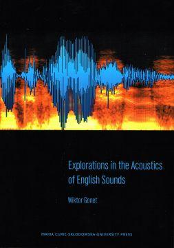 "Książka ""Explorations in the Acoustics of English..."