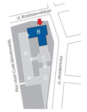 Plan budynków Wydziału MFI.jpg