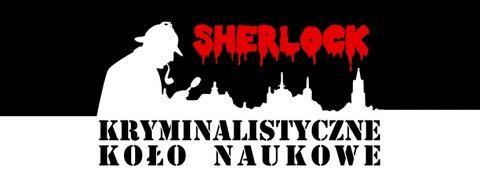 Kryminalistyczne Koło Naukowe Sherlock - logo