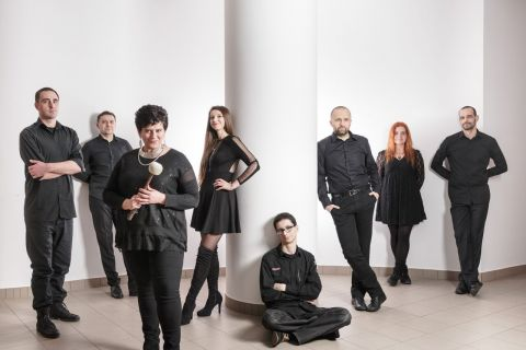 Młode Djembe drum band: 10th anniversary concert