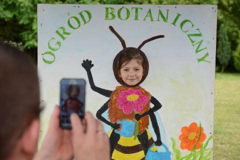 Niedziela w Ogrodzie Botanicznym UMCS