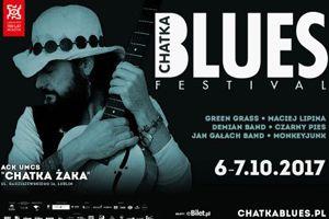Chatka Blues Festival: Zniżki na bilety dla pracowników UMCS