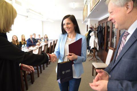 Laureaci stypendium Ministra Nauki i Szkolnictwa Wyższego