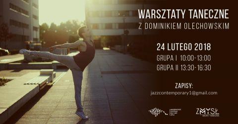 Warsztaty taneczne modern jazz