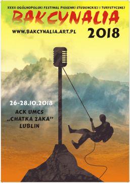 Bakcynalia 2018