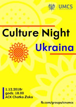 Culture Night - Ukraina
