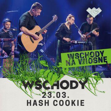 Wschody na wiosnę: Hash Cookie