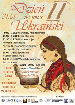 II Dzień Ukraiński na UMCS