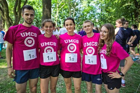 XXII Bieg o Puchar JM Rektora UMCS