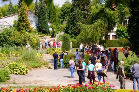 Безкоштовні екскурсії для іноземних студентів