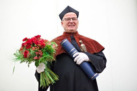 Prof. Mikulski doktorem honoris causa UMCS