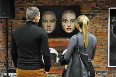 """Wystawa """"Printon 2"""" FOTORELACJA"""