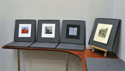 "Exhibition ""Miniatures"" PHOTO REPORTAGE"