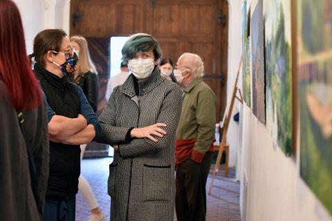 """Exhibition """"Skansen-inspiracje 2019"""" PHOTO..."""