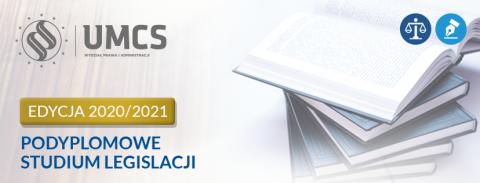 Rekrutacja na III edycję Podyplomowego Studium Legislacji