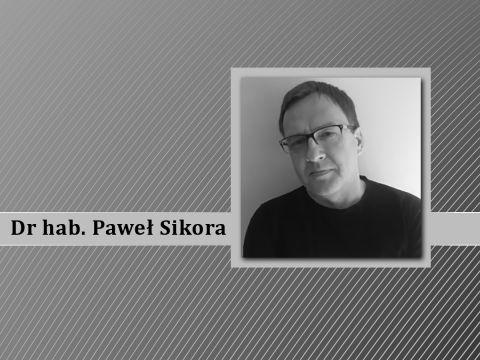 Seminarzyści żegnają dr. hab. Pawła Sikorę