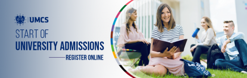 Admissions for the academic year 2021/2022
