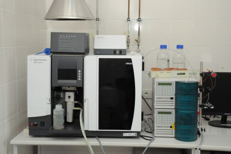Spektrometr AAS 240 FS, Agilent Technologies
